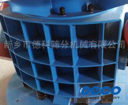 高温物料降温输送—水冷式振动螺旋提升机