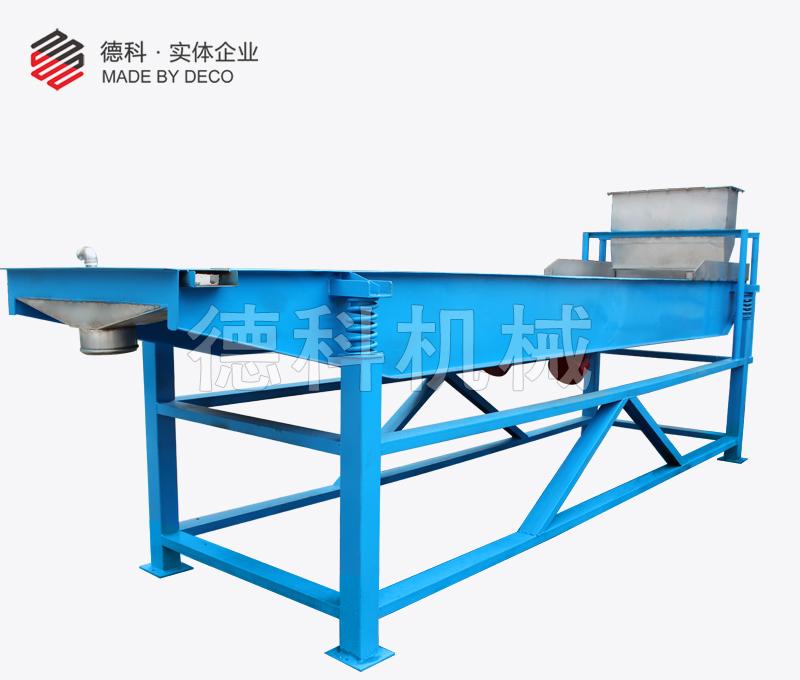 塑料PVC,PP,PE降温,除水输送工艺布置